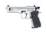 LP CO2 Beretta 92FS Chrome
